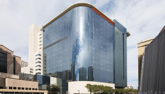 Houston Methodist Hospital, Walter Tower